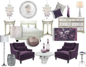 Forecast: aubergine-and-cream-color-scheme