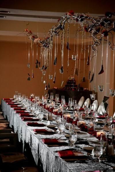 Halloween 53: Tim-Burton-Inspired-Wedding-at-Doubletree-North-Redington-UNI