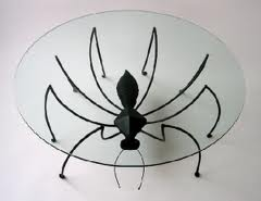 Halloween New Spider Table images-6