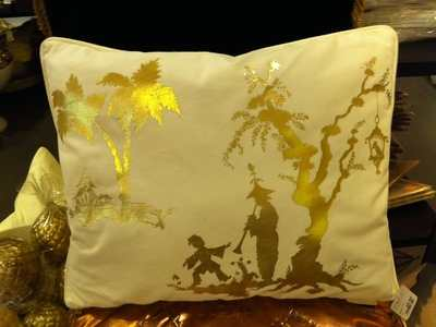 x-mas: Globus Cushion Toile IMG_0217