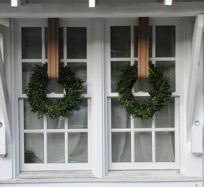 xm- Wreaths simple christmas 1