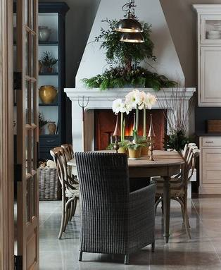 xm- French Style christmas decor