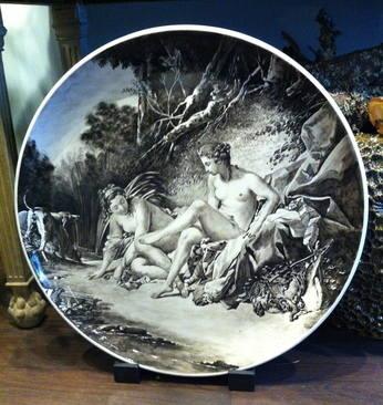 x: Fornasetti Plate IMG_0247