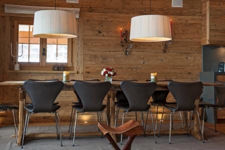 Chalet Interior 14: Contemp. Dining Area 1017163_587996734616094_1364841128