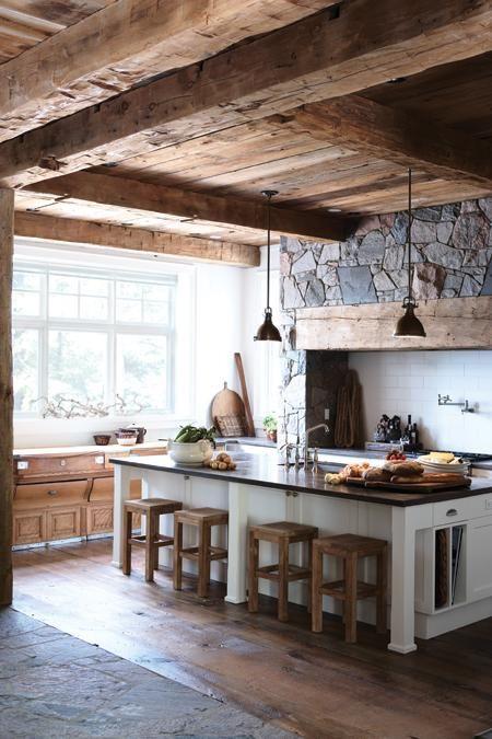 Chalet Interior 14: Kitchen fb9445bf46c4566bd15533956cae1787