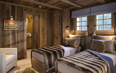 Chalet Interior 14: Bedroom amazon-creek-3