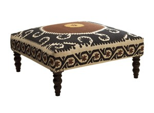 Chalet Products 14: Andrew Martin t-kilim-stool