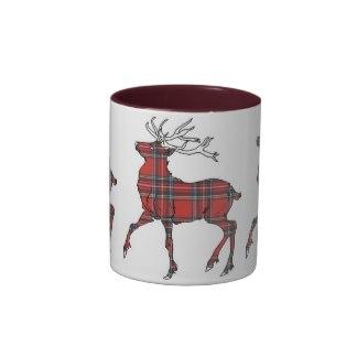 Chalet Products 14: schottischer_hirsch_becher_kaffeetasse-rca22f078e62f405