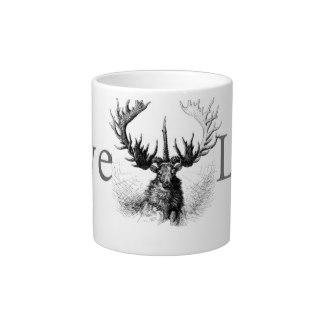 Chalet Product 14: Vintage Stag Mug live_hirsch_leben_jumbo_tasse-r4fcf4b20