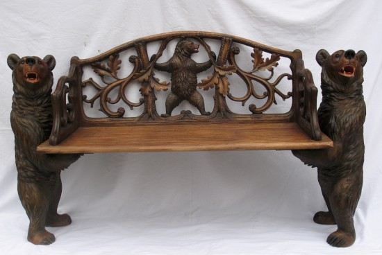 Chalet Product 14: Antique Baer Bench img-web-14329-bank-bar-aus-holz-gesch