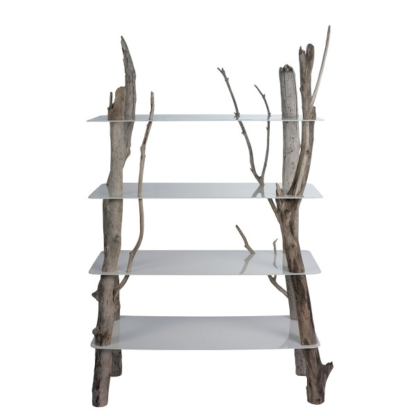 Chalet Product 14: Tree Shelf etagere-qijuk