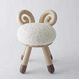 Easter 14: Lamb stool