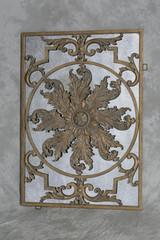 Easter 14: Floral Mirror em45_medium