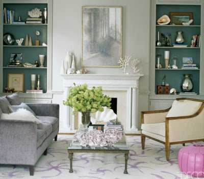 Easter 14 Room: Fashion and decor inspired by mother of pearl - Clam Ali-We