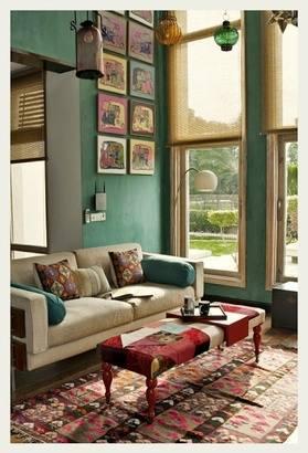 Spring 14 Room: Green Sitting Room 0dae3d5687b8e89f2561d107e179197c