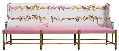 Spring 14: Moissonnier Bird Bench 3 143BIS C