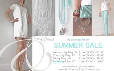 Spring 14: Summer Sale 2014 2