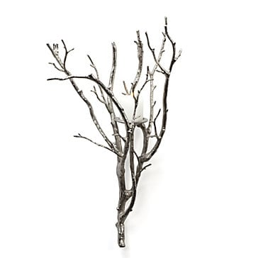 Spring 14: branch-wall-sconce-140948878