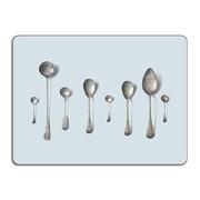 Spring 14 2: Placemat Spoon avenida-home-spoons-placemat-luna-jp