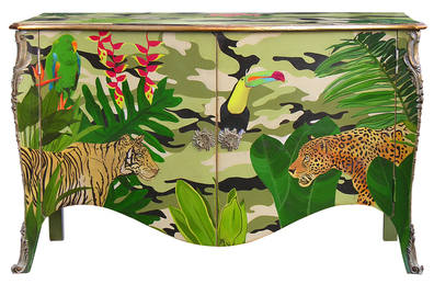 Summer 14: Moissonier Chest 696 JUNGLE
