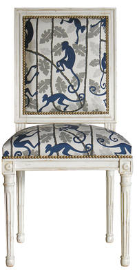Summer 14: Moissonier Monkey chair 4791 CHAISE SINGES