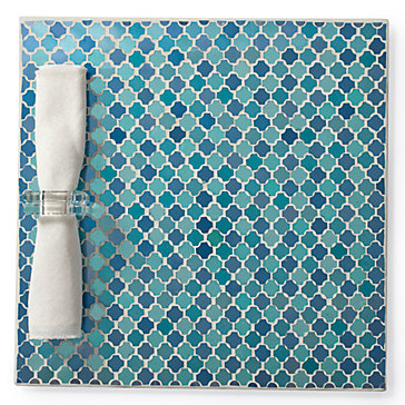 Summer 14: Turquoise cambria-placemat-set-of-4-068292928