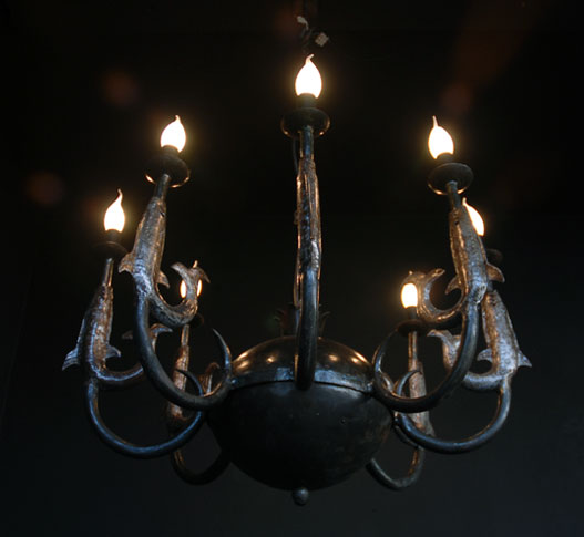 Summer 14: Fish Chandelier hom_01