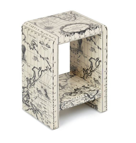 Summer 14: Map side table il_570xN.375216961_gfyg
