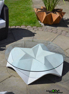 Summer 14: Round garden table il_570xN.589730450_78yg