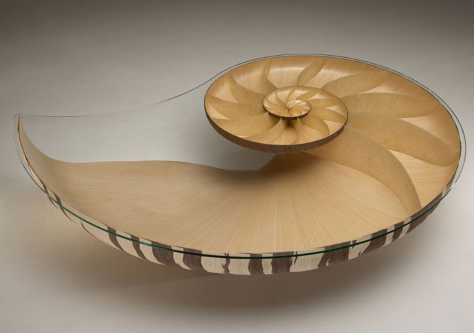 Summer 14: Shell table Nautilus-II-Table-by-Marc-Fish-4