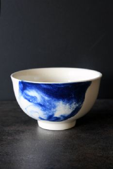 Autum 14: Bowl indigo-storm-collection-by-faye-toogood-for-1882ltd-handless