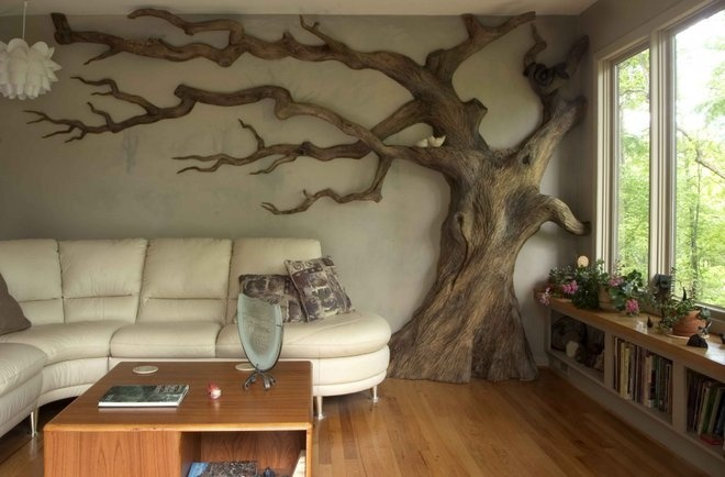Autum 14 Deco: Tree on wall 026c9b8abf909dff7e99a33ec04c362a