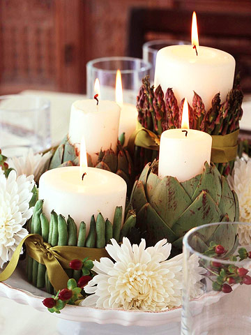 Autum 14 Acc: Leaves on Candles p_100224890