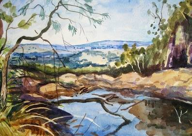 Autum 14: Mary Liddell landscape-pool_1200