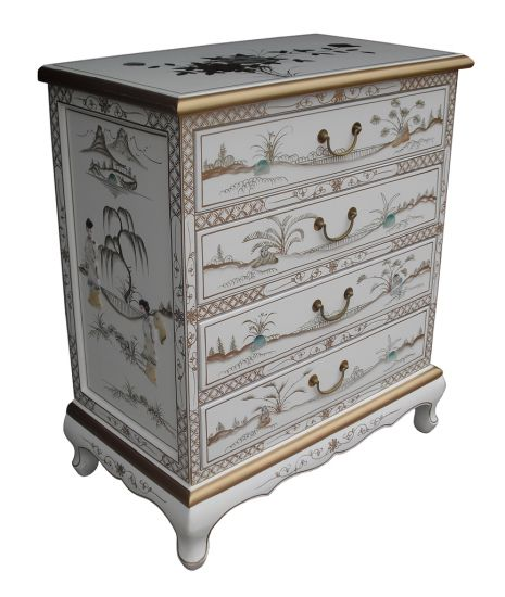 X-Mas 14: Toile white Chest M729C