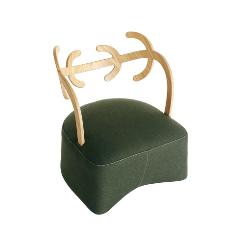 X-Mas 14: Green/Wood Chair e0370f3e-f678-465d-9ddc-08e71ba4dc79