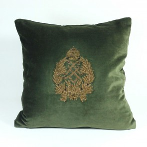 X-Mas 14: Velvet Cushion 2 cc824