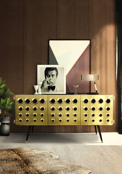 X-Mas 14: Gilt monocles-vintage-retro-urban-wood-brass-sideboard-01