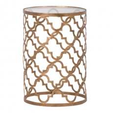 X-Mas 2014: Gold Side Table rossy-small