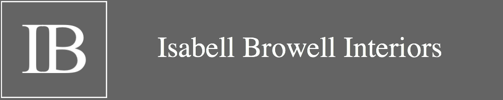 Browell Interiors, site logo.