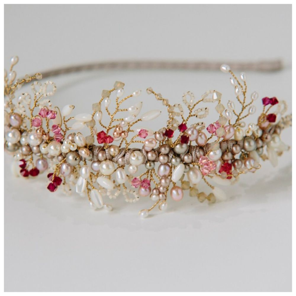 Pomegranate Headdress