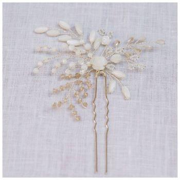 Gardenia Pin
