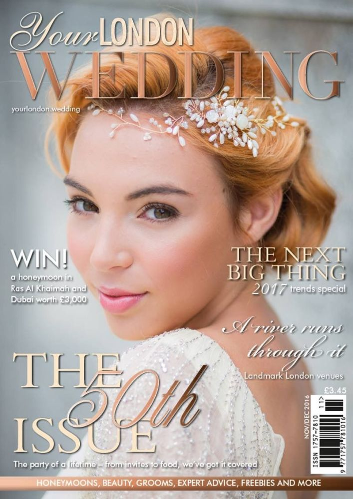 Your London Wedding Magazine Cover