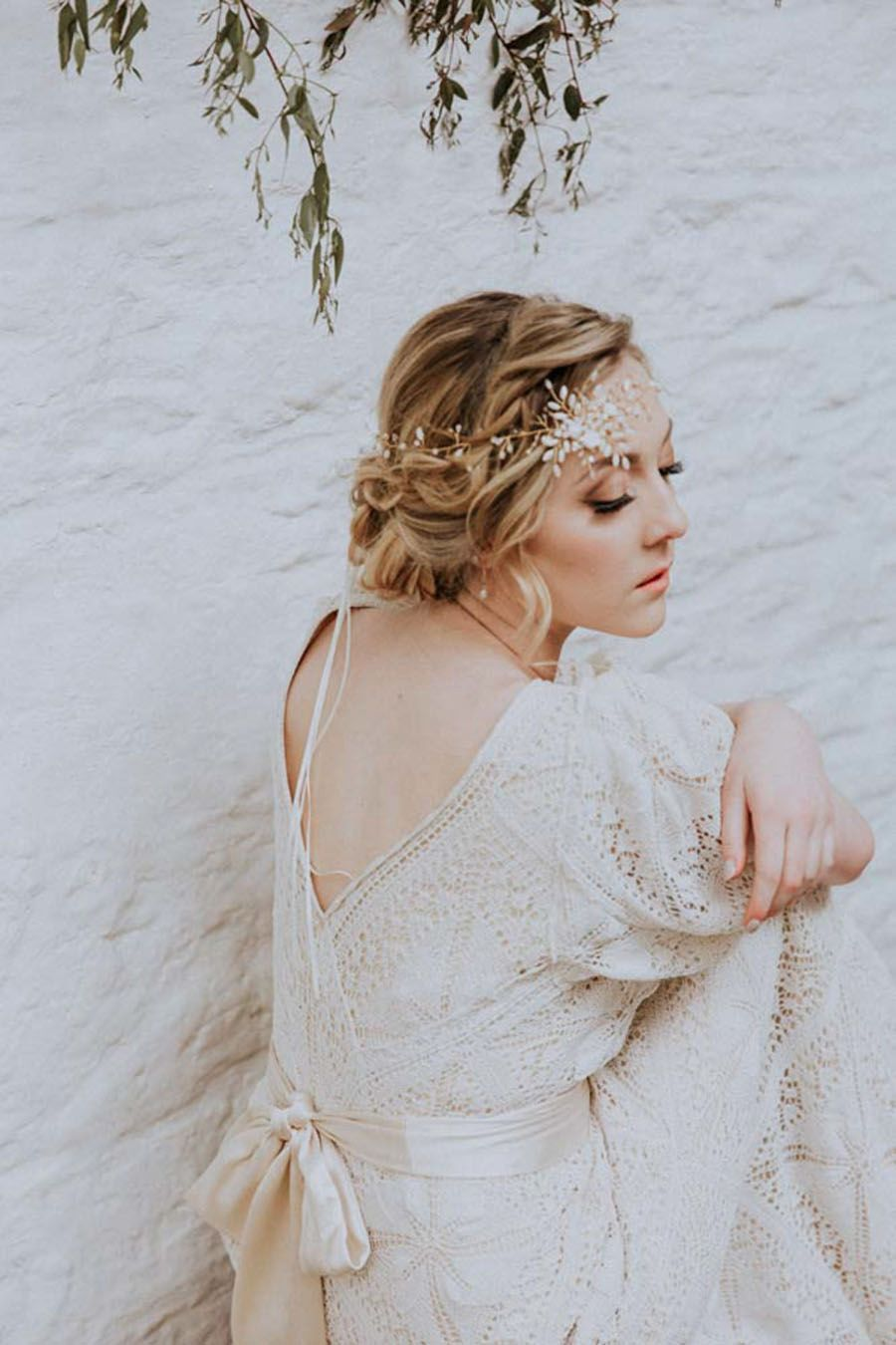 Gardenia Collection Wedding Hair Accessories by Clare Lloyd