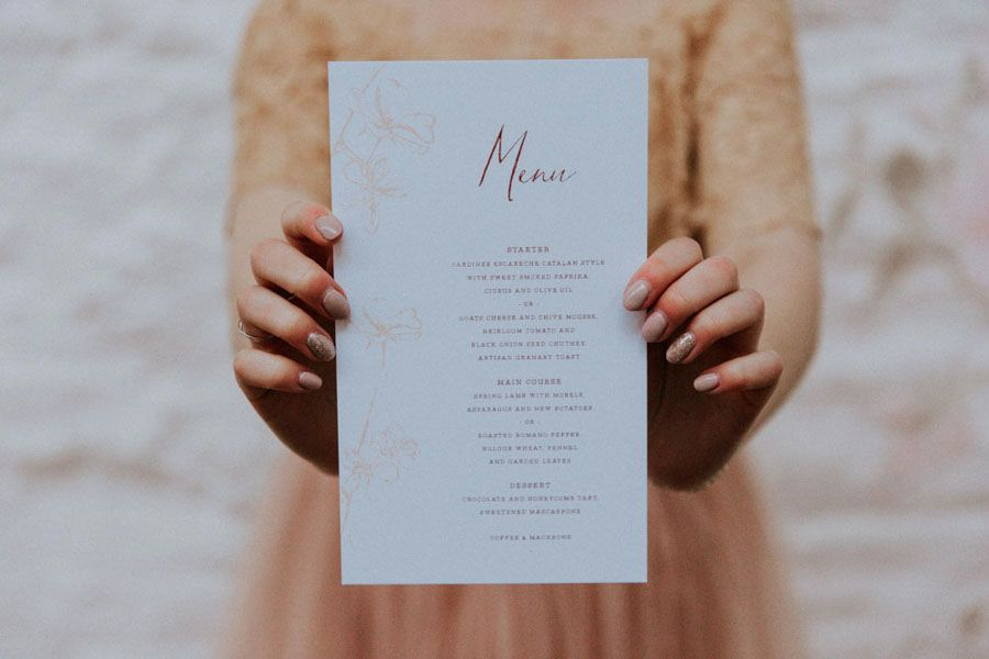 Oxi Photography Stationery by Ink Flower Press
