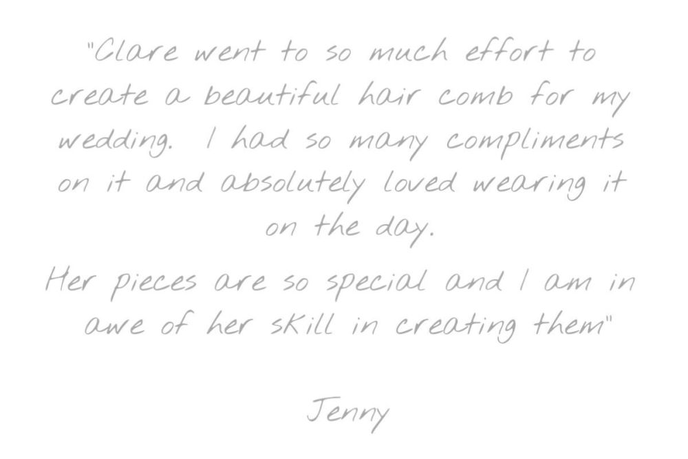 Testimonial - Jenny