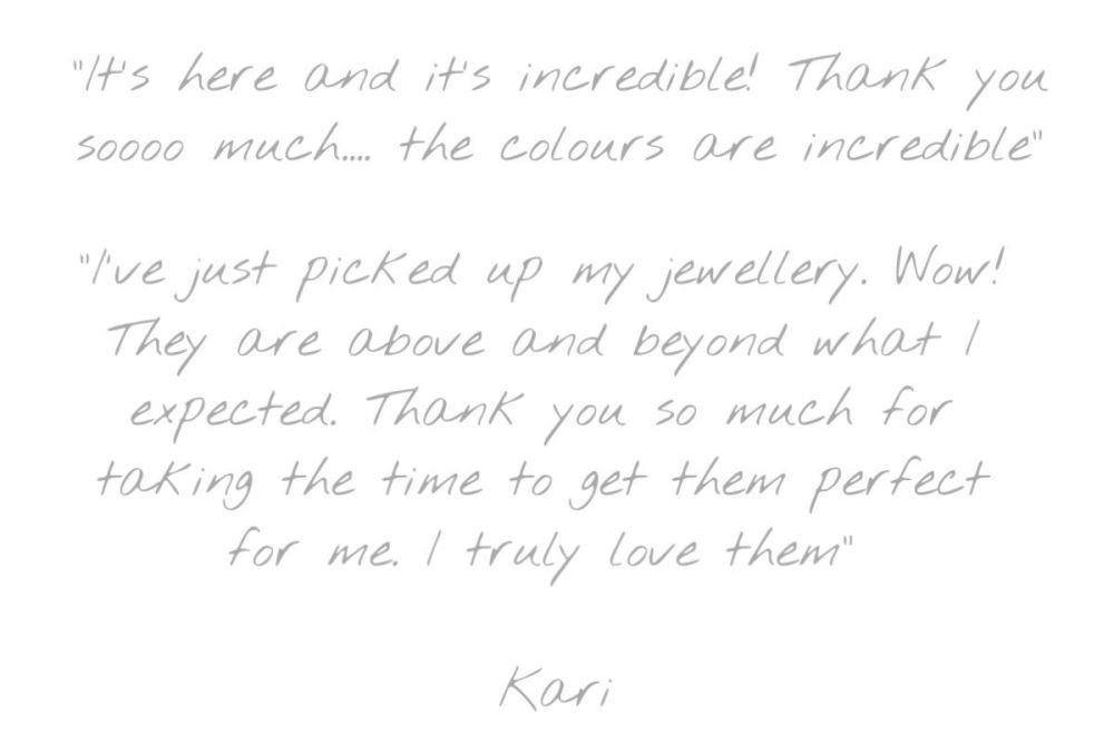 Testimonial - Kari