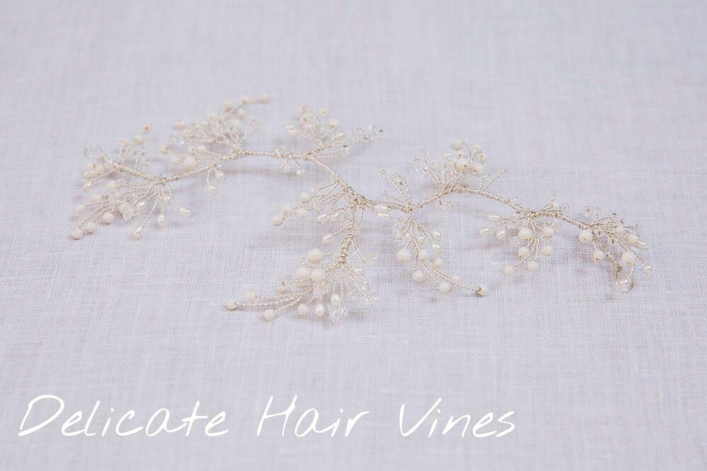 Delicate hair Vines slide image