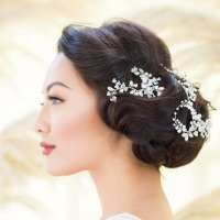 LUMI | Diamante and Crystal Bridal Headpiece