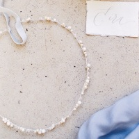 EIRA | Delicate Bridal Hair Vine and Belt